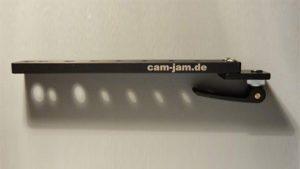 cam-jam ALEXA + ENG Steadicam ANTI VIBRATION bracket