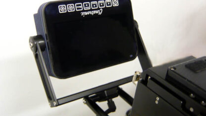 cam-jam Quattro Monitor Arm with yoke
