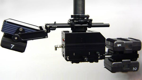 cam-jam Quattro monitor arm - center of gravity