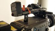 cam-jam Cinetape / Arri UDM Display Mount - udm mounting solution camera