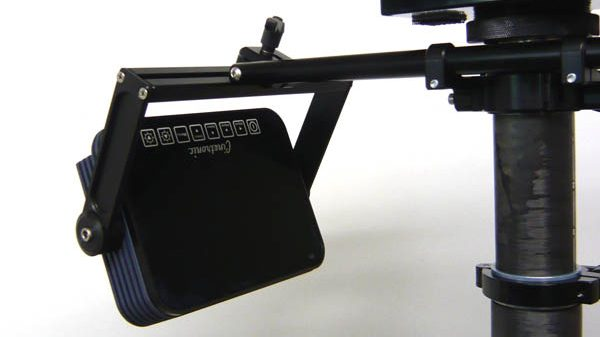 cam-jam Quattro Monitor Arm with yoke