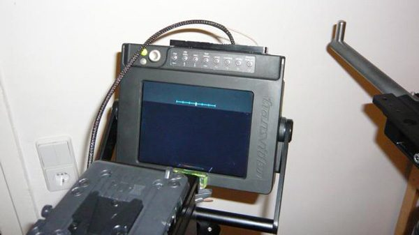 cam-jam Monitor yoke - lowmode monitor