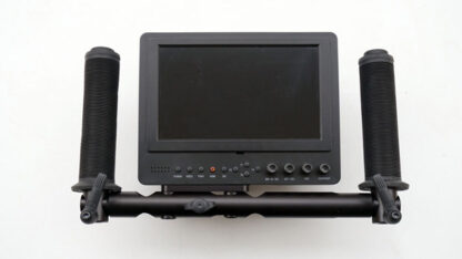 Director's monitor hand grips - Monitor cage