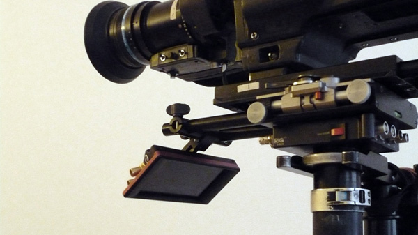 cam-jam Recorder mount