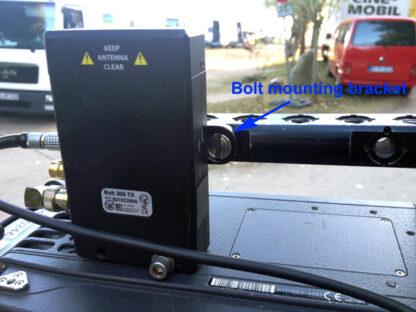 cam-jam.de Teradek Bolt transmitter mounting bracket