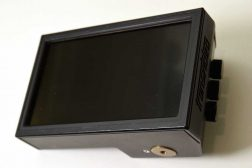 Transvideo Monitor with Case - analogue 01