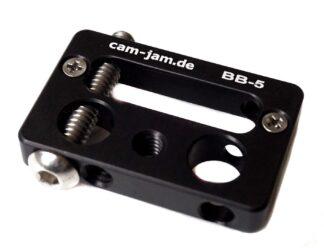 teradek bolt 4k mounting bracket receiver and transmitter ventilation holes