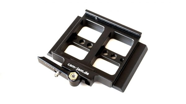 sos plate catgriller steadicam to tripod