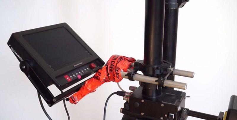 ronin2 rotating monitor